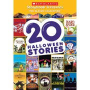 20 Halloween Stories: Scholastic Storybook Treasures Classic Collection - Fashion Story Halloween Quest