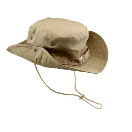 Fishing hunting bucket hat boonie outdoor cap washed for Fishing hats walmart
