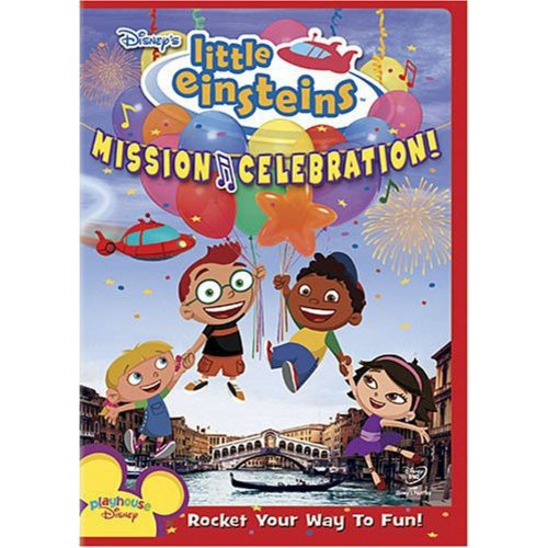 Little Einsteins: Mission Celebration! (Full Frame)