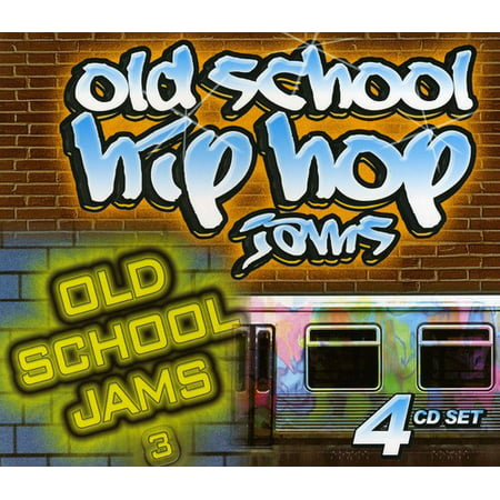 Old School Hip Hop Jams & Jams 3 (CD)