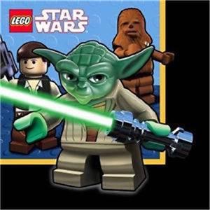 LEGO Star Wars Small Napkins (16ct)