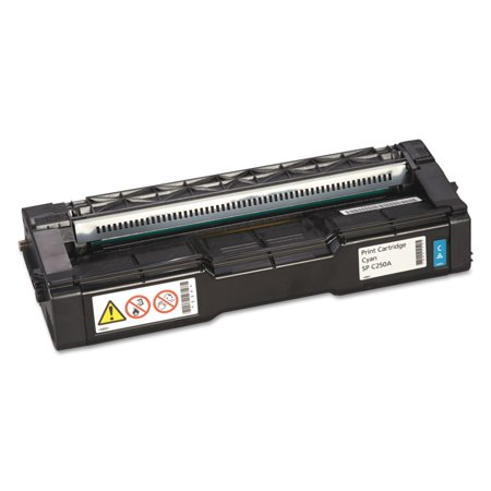 Ricoh 407540 Toner, 2300 Page-Yield, Cyan