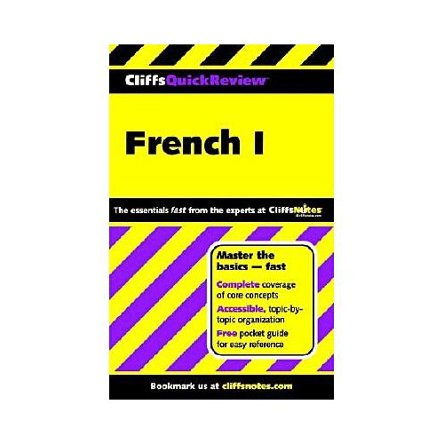 Cliffsquickreview French 1