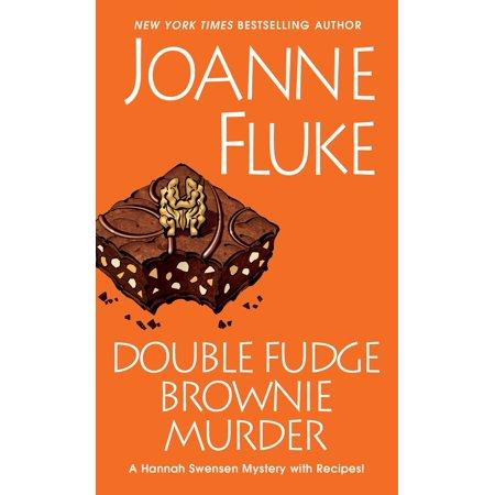 - Double Fudge Brownie Murder