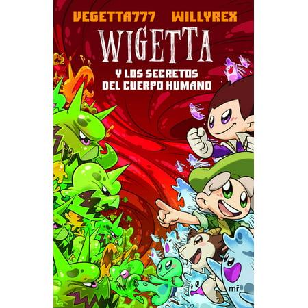 Wigetta y los secretos del cuerpo humano - eBook