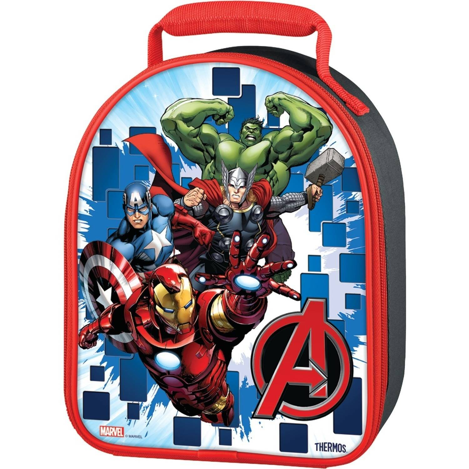 Thermos K416096006 Marvel Avengers Novelty Tombstone Lunch Box