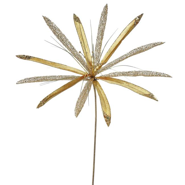 Gold Papyrus Flower Stem, 24 & 20 in. - image 1 de 1