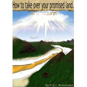 How To Take Over Your Promised Land - eBook