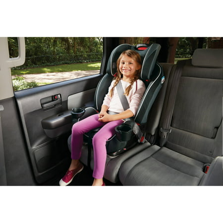 Darcie Graco SlimFit All In One Convertible Car Seat