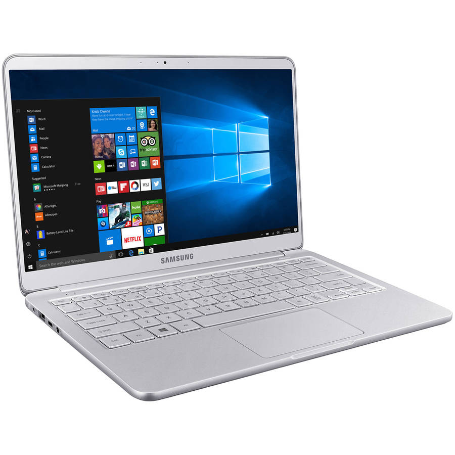 "Samsung Notebook 9 13.3"" (8GB RAM) NP900X3N-K01US Light Titan"