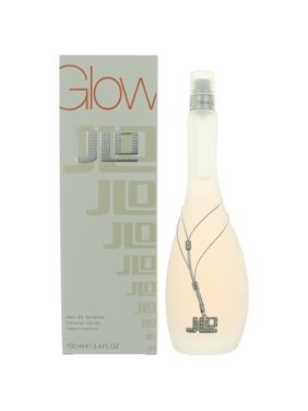J. Lo Glow Perfume for Women, 3.4 oz