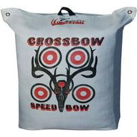 "BIGshot Archery Trophy Whitetail Bag Target, 21"" x 24"", 32 lbs"