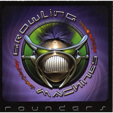 Growling Machines - Rounders [CD]
