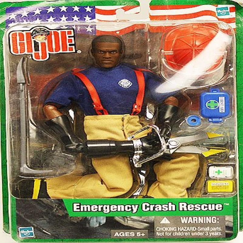 GI Joe Emergency Crash Rescue AA by