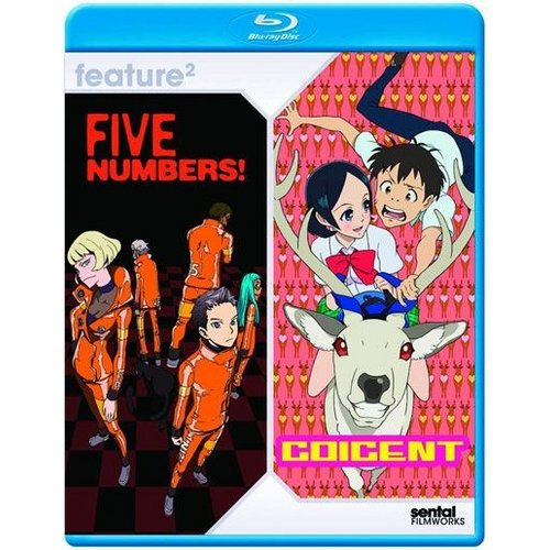Coicent / Five Numbers (Blu-ray)