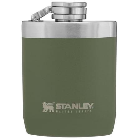 Stanley Master Unbreakable Hip Flask 8oz Olive Seahawks Hip Flask