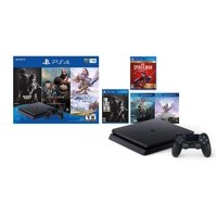 Holiday PlayStation 4 Bundle: Only On PlayStation Bundle + Marvel's Spider-Man: Game of The Year Edition