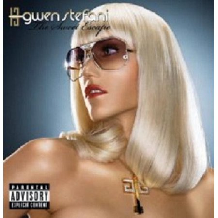 Sweet Escape (CD) (Gwen Stefani The Sweet Escape Ft Akon)