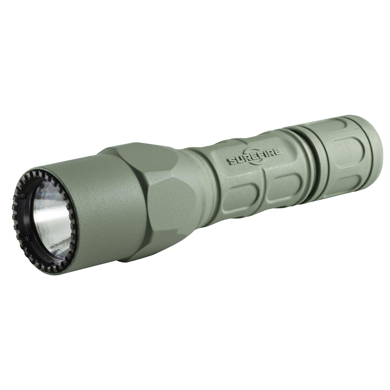S2-BK-WH Surefire Stratum 3 Mode LED Flashlight 160 Lumens Tactical Flashlight