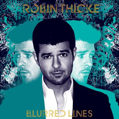Blurred Lines  Edited   Deluxe Edition