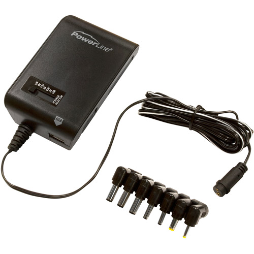 Original Power Powerline 1300 mA Universal AC Adapter