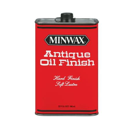 Minwax® Antique Oil Finish Natural, 1-Qt