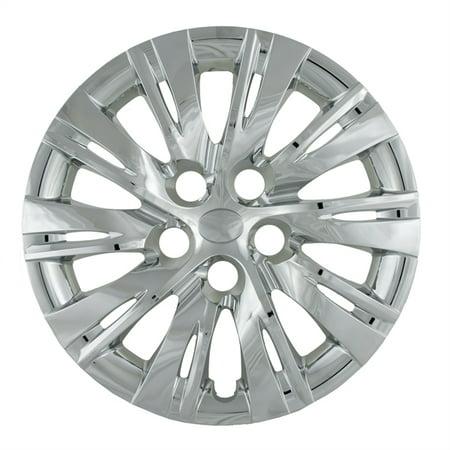 Coast To Coast International IWC46616C Wheel Cover  16 Inch; 10 Split Spoke; Chrome Plated; Plastic; Set Of 4; Standard Leg - image 1 of 1