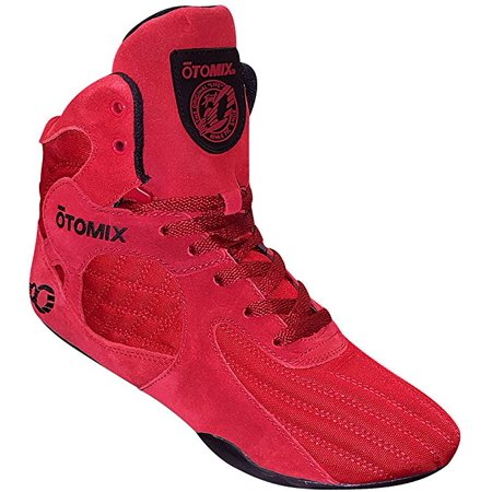 Otomix Red Stingray Escape Weightlifting & Grappling Shoe (Size