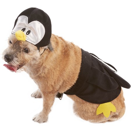 Penguin Dog Costume-Medium/Large](Dog Penguin Costume)