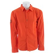 Scout L/S Shirt Spice Orange Sz L