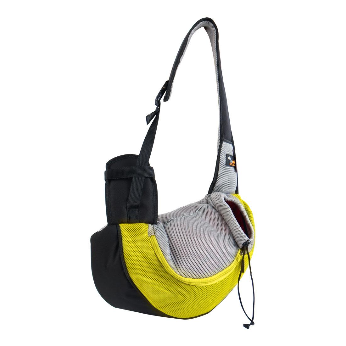 Onding Authorized Pet Dog Carrier Single Shoulder Backpack Blue Camo