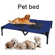 Portable Folding Outdoor Camping Pet  Bed For large dogs large cats