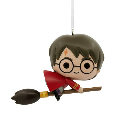 Hallmark Harry Potter Quidditch Christmas Ornaments (Hallmark Ornament First Christmas)