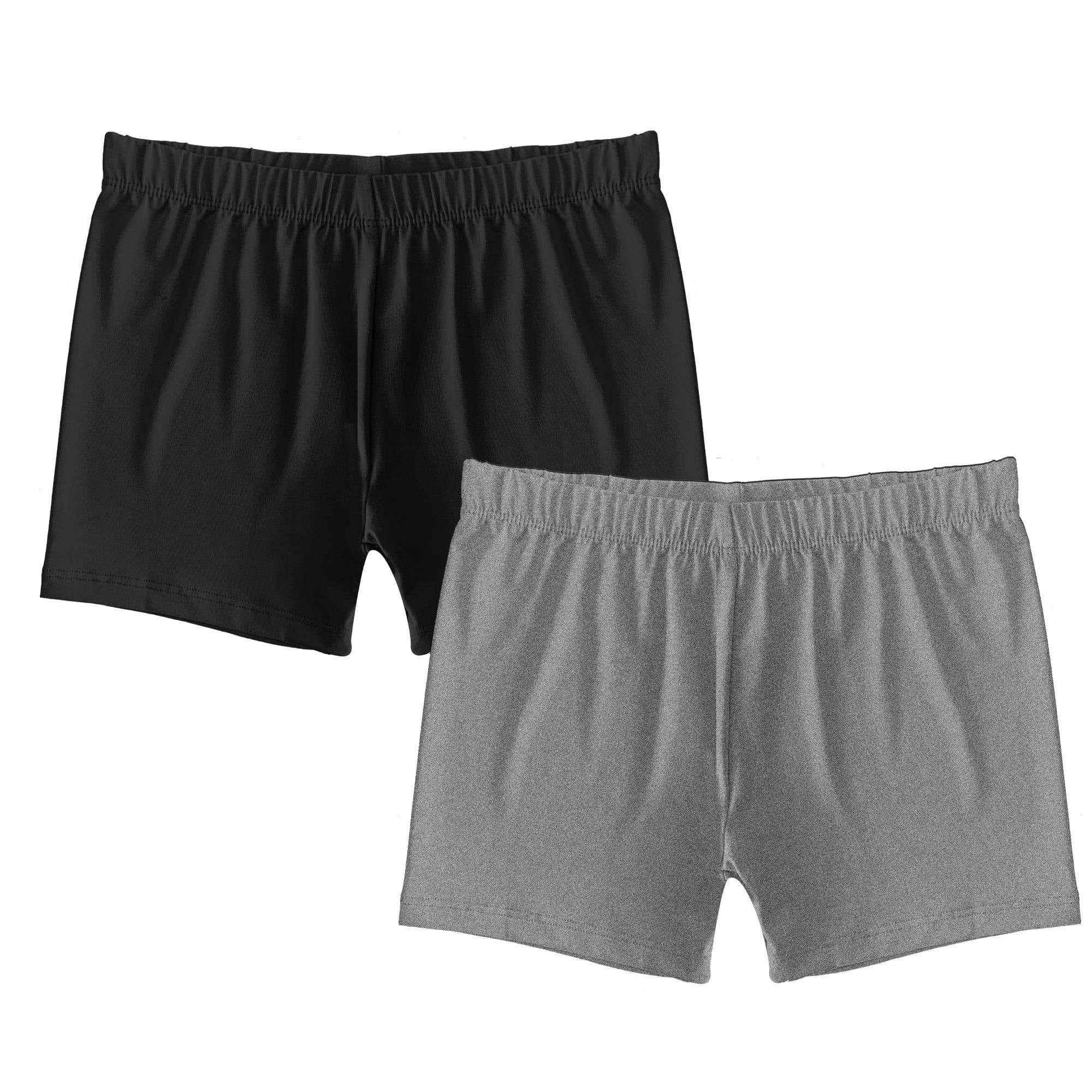 Popular Popular Girl S Playground Under Dress Shorts 2 Pack Walmart Com Walmart Com [ 2000 x 2000 Pixel ]