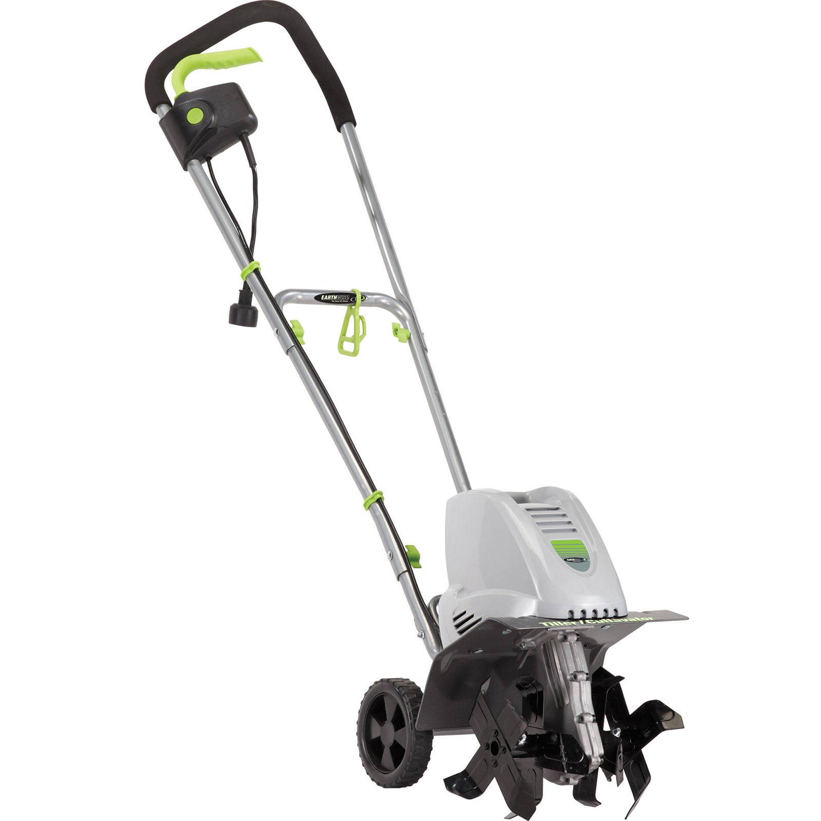 """Earth Wise TC70001 11"""" 8-1/2 Amp Electric Tiller and Cultivator"""