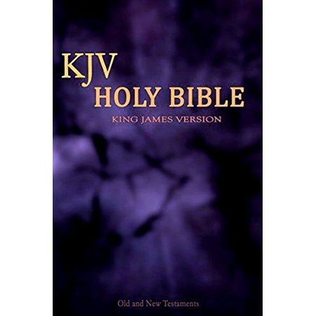 Bible: Authorized King James Version (Best For kobo) -