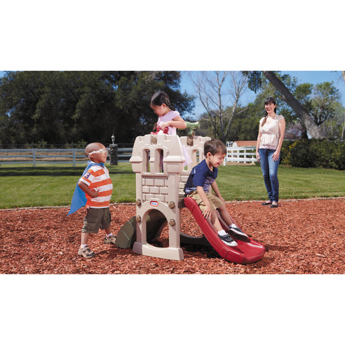 Little Tikes Endless Adventures Climb and Slide Castle Play Set