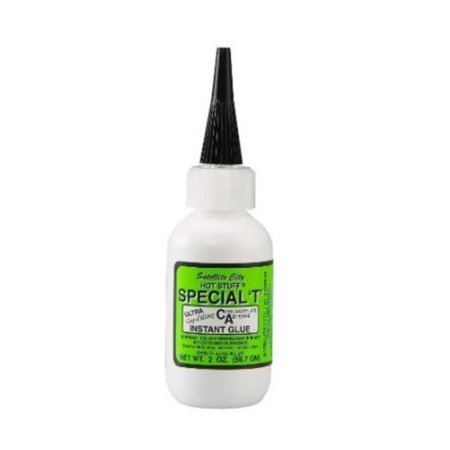 Hot Stuff Special T Thick Instant Ca Glue  2Oz Hst 4T Multi Colored