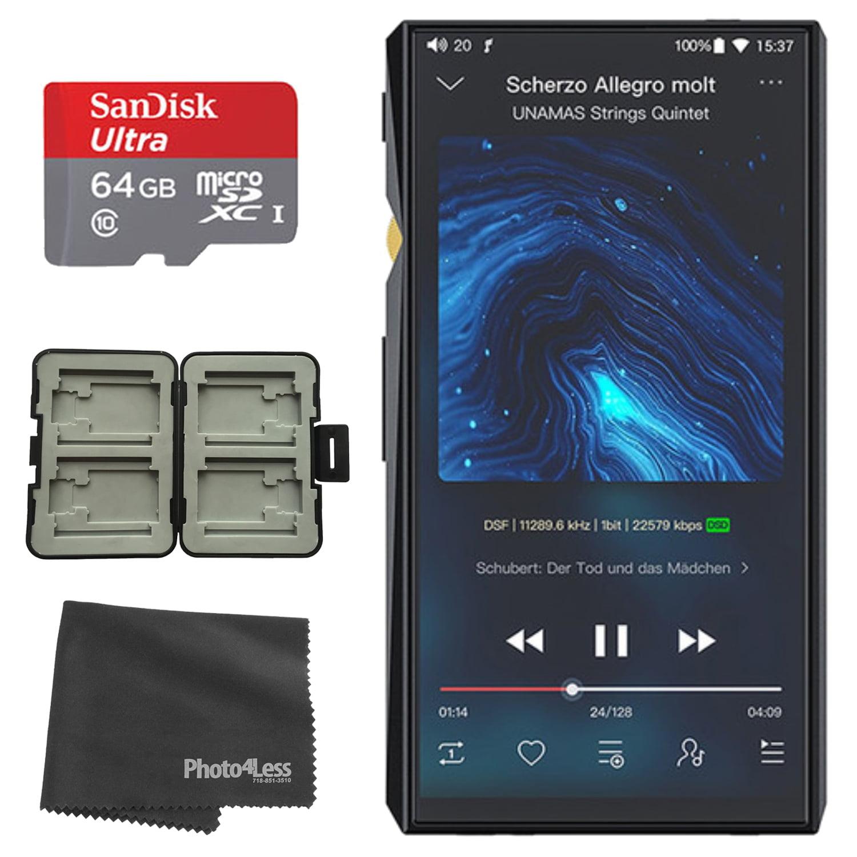 fiio m11 pro portable highresolution lossless wireless