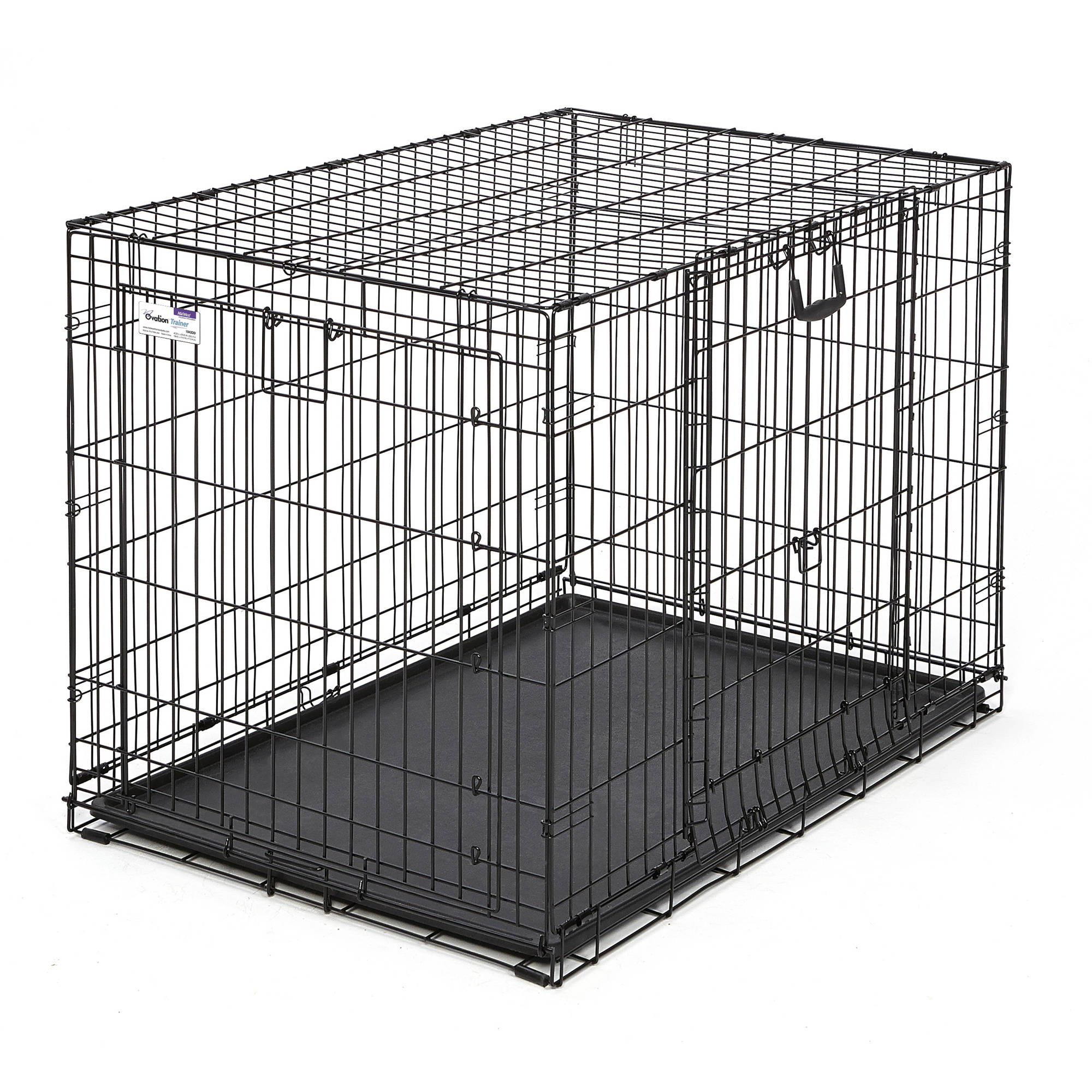 "Midwest 42"" Ovation Double Door Training Crate"