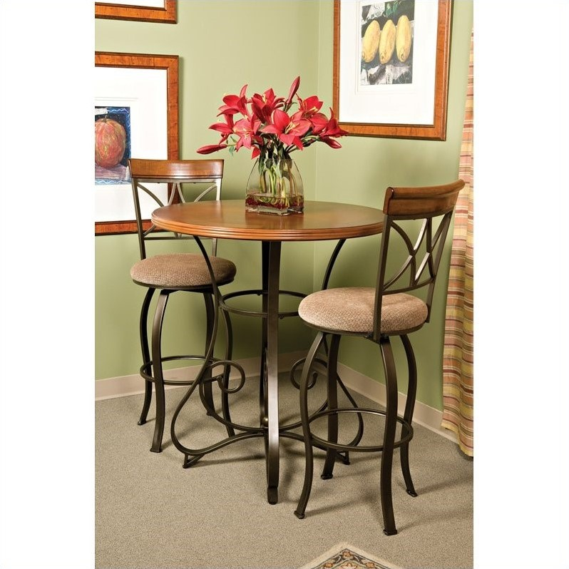 3 Pc Hamilton Pub Set 1 697 404 Pub Table 2 697 481
