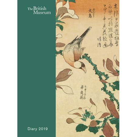 British Museum Desk Diary 2019