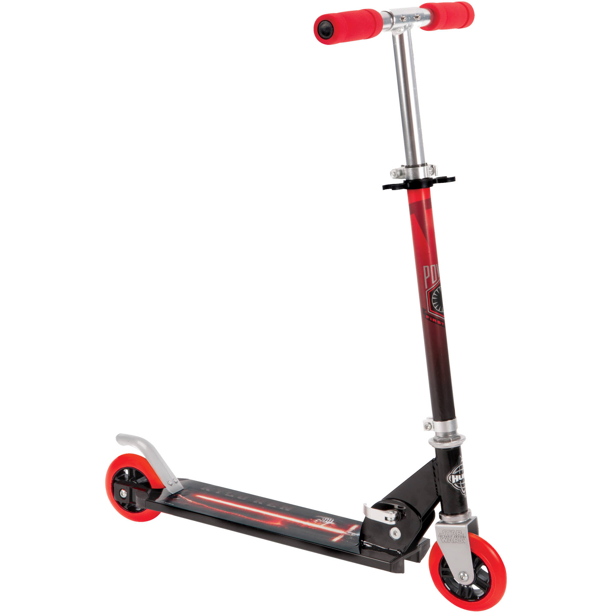 Huffy Boys' STAR WARS Episode VII Kylo Ren 2-Wheel Inline Scooter