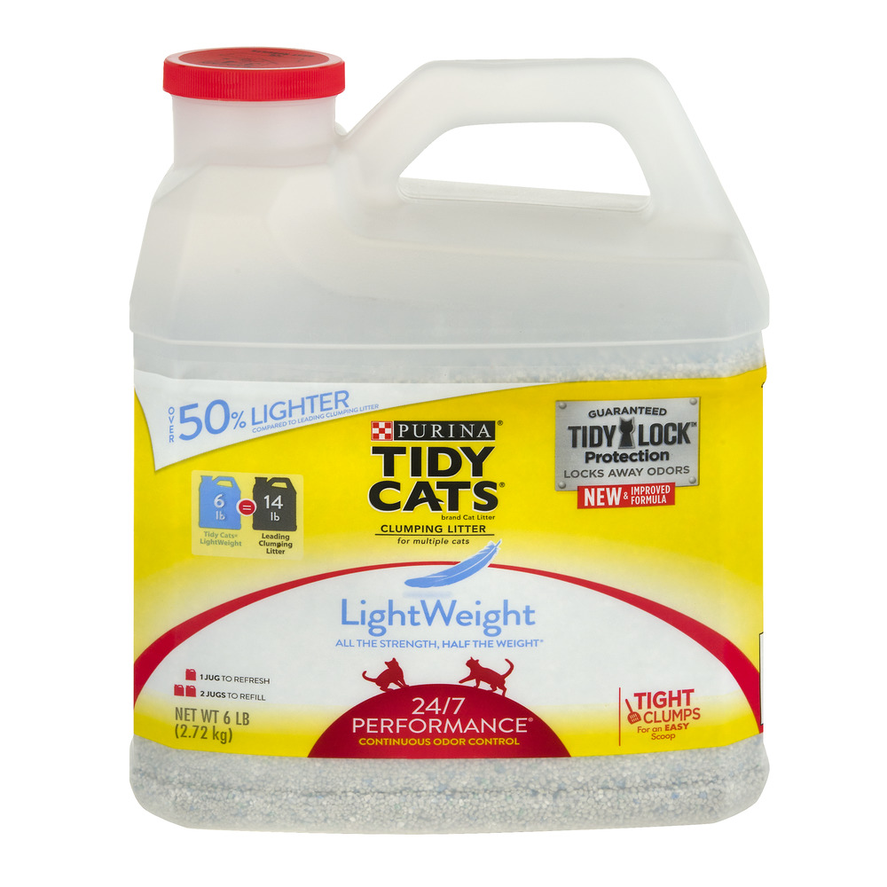 Purina Tidy Cats Litter Reviews