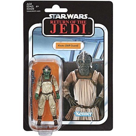Guard Star Wars (Star Wars The Vintage Collection Klaatu (Skiff Guard) 3.75-inch)