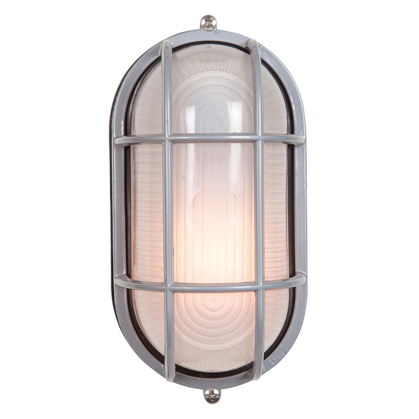 Access Lighting Nauticus Wall Light with Grill - 4.25H in.