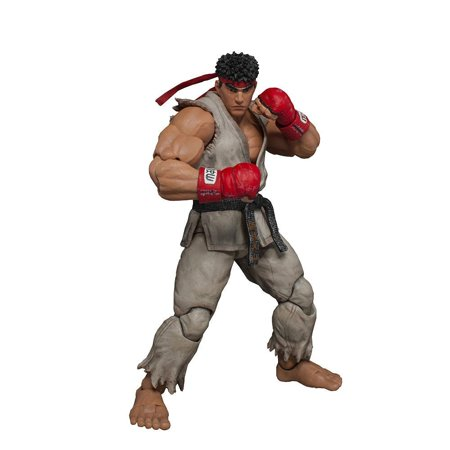 1/12 Ryu Street Fighter V Action Figure, Ryu is the main character of the street fighter fighting games series and appears in every sf game, as well as in.., By Storm Collectibles