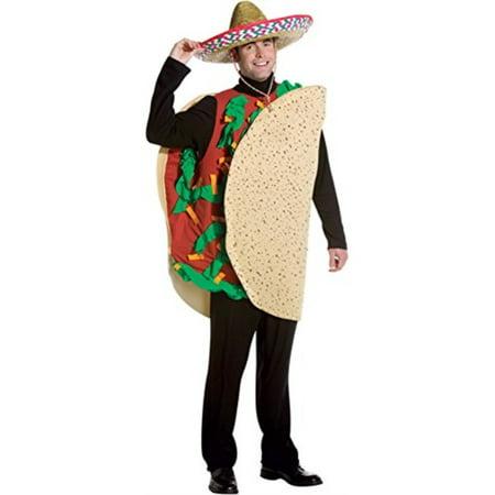 Rasta Imposta Taco, Tan, Standard](Diy Taco Costume)
