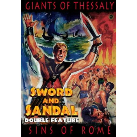 Sword and Sandal Double Feature (DVD)