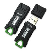 GorillaDrive 3.0 Ruggedized 256GB USB Flash Drive (2-Pack)